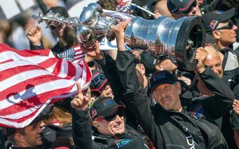 Puchar Ameryki obroniony przez Amerykanów