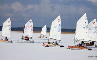 Giżycka Grupa Regatowa - Ice Optimist