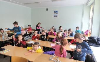 Żeglarskie spotkania w szkołach