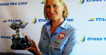 Agnieszka Skrzypulec Sportowcem Roku 2016!